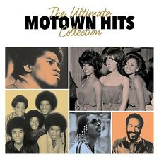 THE ULTIMATE COLLECTION - MOTOWN - THE TEMPTATIONS, MARVIN GAYE  2 CD NEU