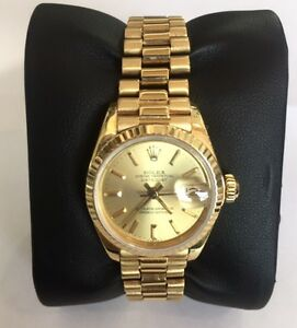 ROLEX PRESIDENTIAL 26MM OYSTER PERPETUAL 18K GOLD