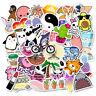 50Pcs Cute Cartoon Stickers DIY Laptop Luggage Guitar Bicycle Skateboard Decals