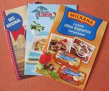 "3 Stück Milkana ""Ofen-Baguette"", BBQ und Lien Ying Tips & Rezepte Werbeprospekte"