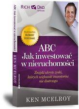 ABC Jak inwestować w nieruchomości Ken McElroy Robert Kiyosaki NOWA