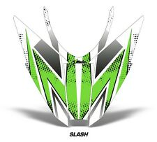 Arctic Cat Pro Climb Pro Cross Sled Sticker Decal Hood Graphic Kit 2012 SLSH GRN