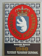GREENLAND 1980 OFFICAL Year Book complete