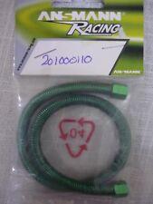 Ansmann Racing Metal Fuel Tube Protector - Green (30cm) 201000110