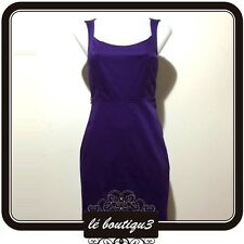GUESS Black Workoffice Plumeria Dress RRP $158.00 Size 0 or 6 ( 32 E )
