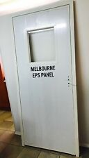 Insulated EPS Panel Complete Door Kit 50mm Thickness