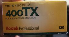 Kodak Tri-X 400 120 Black and White Film TX 115 3659