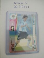 LIONEL MESSI 2006 Panini World Cup Germany #47 Lionel Messi World Cup RC