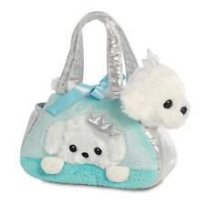 Aurora Fancy Pal Peek-a-Boo Princess Puppy Handbag - 60847 - New