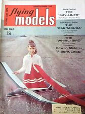 Flying Models Magazine The Sky-Liner The Barracuda Aug/Sept 1965 082317nonrh