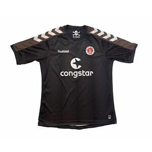 🔥Original St Pauli 2008/09 Home Football Shirt Hummel - Large🔥
