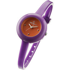 OPS Watch OPS! CHERIE Female Only Time Orange Purple - OPSPW-221