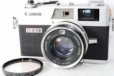 Canon Canonet QL17 GIII G3 Rangefinder [Excellent] [New Light seal] from JAPAN