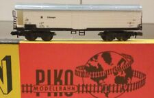 RARE GDR EAST GERMAN PIKO MODEL TRAINS N SCALE Refrigerator Wagon MINT BOX