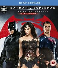 Batman V Superman: Dawn of Justice (Ultimate Edition) [DVD] [Región 2]