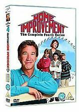 Home Improvement Complete 4th Season Dvd Tim Allen Brand New & Factory Sealed
