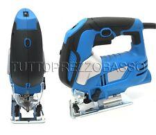 Seghetto alternativo con guida laser sega elettrica 650w lama taglio 65mm