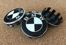 4 Felgendeckel Nabenkappen Nabendeckel BMW 56 mm schwarz LIEFERUNG -3 Werktage