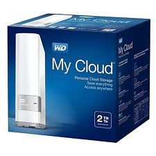 WD 2TB My Cloud Personal Network Attached Storage - NAS