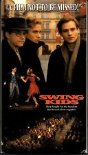 Swing Kids VHS 1939 Nazi Germany Christian Bale Robert Sean Leonard Music Dance
