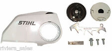 Genuine STIHL ms250c piñón cubierta Tooless / Cadena ajuste Kit 11230071008