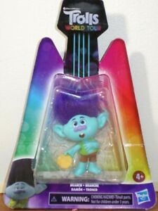 Trolls World Tour BRANCH Doll Figure Ukulele Accessory DreamWorks