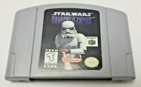 Star Wars Shadows Of The Empire - Nintendo N64 Game