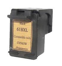 HP 61XL Black CH563WA Reman Ink Cart 33% More Ink Deskjet:1000,1050,2050,3050