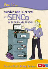 How to Survive and Succeed as a SENCo in the Primary School-ExLibrary