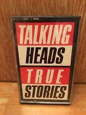 True Stories by Talking Heads (Cassette Tape , Apr-1985, Sire) David Byrne