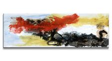 Images sur toile sur cadre 120 x 40 cm abstrait pret a accrocher 5725