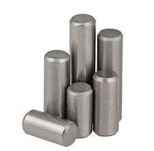 M3 M4 Solid 304 stainless steel Dowel pins Cylindrical Parallel pins dowel Rod