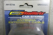 Universal Car Stereo Antenna Extension Cable - Metra Roadwords P/N AW-EC144