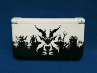 Nintendo 3DS LL Shin Megami Tensei IV White Limited Model Video Game japan used