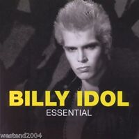Billy Idol - Essential  ** NEW CD **  Sealed /  Very Best of / Greatest Hits