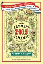The Old Farmer's Almanac 2015 by Old Farmers Almanac, Paperback, 2014, New