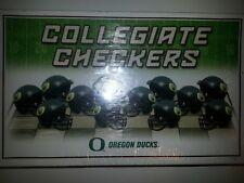 Collegiate Checkers Oregon Ducks Board Game Oregon Football Home vs. Away UCLA