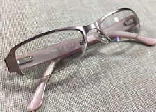 SMITH OPTICS FLIRT METALLIC PINK TORTOISE EYEGLASS FRAME GLASSES STARS 50 - 18