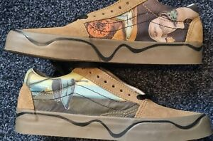 MoMa Dali Vans UK size 6, new with box and tags