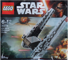 Lego Disney Lego Star Wars 30279 Kylo Ren's Command Shuttle Polybag