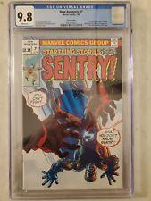 New Avengers #7 | CGC 9.8 NM/MT | 1st Illuminati Adams 1:10 Variant Cover