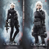 VERYCOOL 1/6 Cat Girl Assassin Series Catch Me Female Figure Set VCF-2033A/B