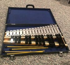 Xylophone vintage with carrying case