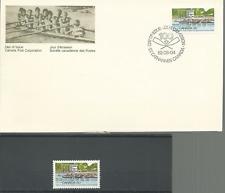 CANADA 1982 ROYAL CANADIAN HENLEY Sc # 968 SINGLE MNH & FDC FREE USA SHIPPING