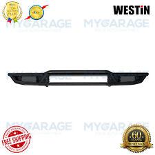 Westin For 15-17 Ford F-150 Full Width Black Front Pre-Runner Bumper 58-61015