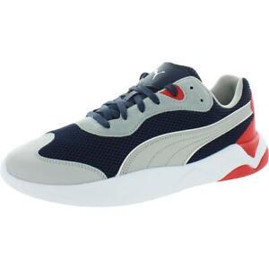 Puma Mens Ekstra Navy Fitness Athletic Shoes Sneakers 11 Medium (D) BHFO 3248