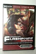 OPERATION FLASHPOINT RESISTANCE ESPANSIONE USATA PC CDROM VER ITALIANA RS2 39480