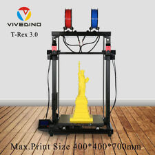 Vivedino Formbot T-Rex 3.0 - Dual Extruder Idex - 400x400x700mm 3D-Drucker