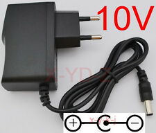 MegaDrive Power Supply 10V EU plug Adaptor Pack for SEGA CD Mega Drive 1 Console