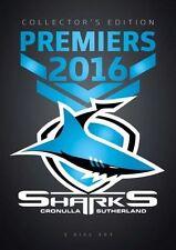 NRL - 2016 Premiers (DVD, 2016, 5-Disc Set)